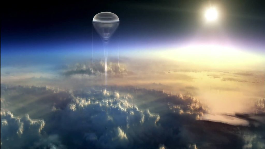 Video top 5: supersonic freefall