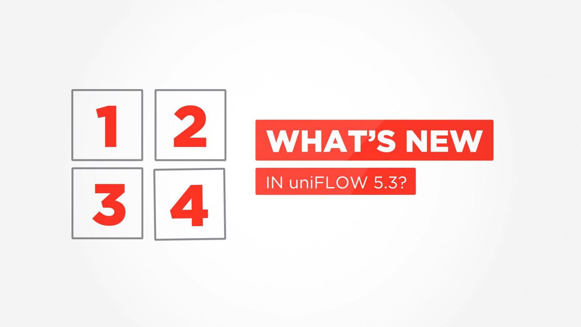 uniFLOW 5.3
